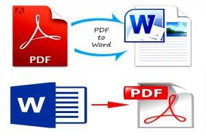 cara merubah pdf ke word secara Mudah dan Cepat