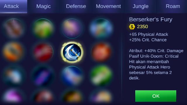 Berserker's Fury
