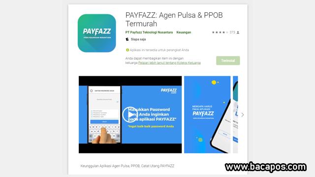 Payfazz harga pulsa payfazz
