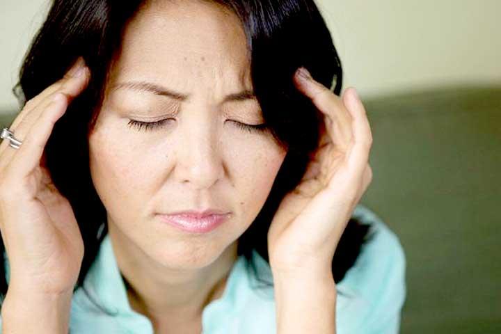 Pijat Kulit Kepala Untuk Meredakan Sakit Kepala Migrain