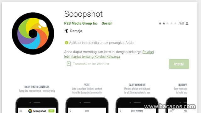 Scoopshot