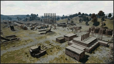 tempat looting sniper di pubg