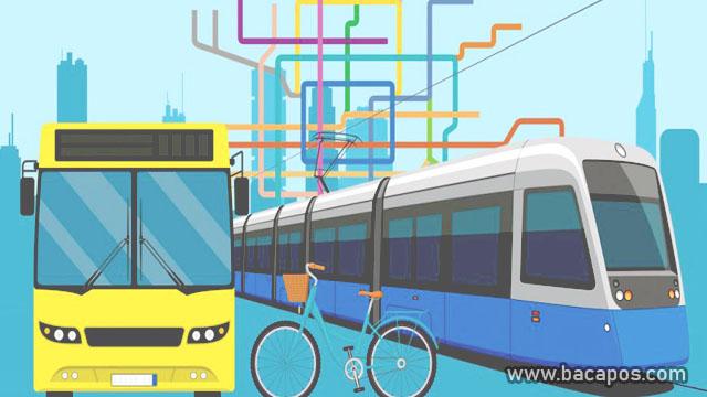 Biaya Transport menghemat pengeluaran