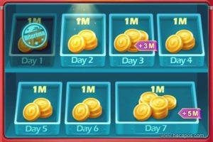 Cara mendapatkan koin atau chip higgs domino island gratis