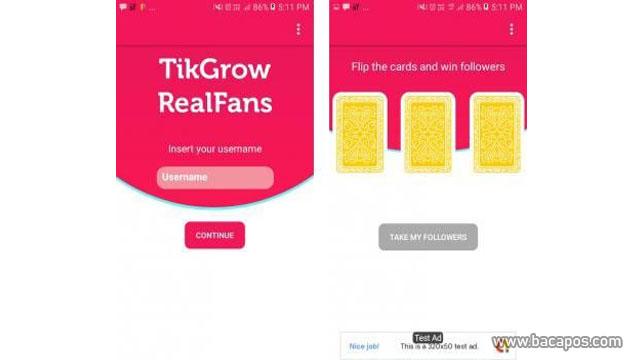 Menggunakan Aplikasi Tik Grow