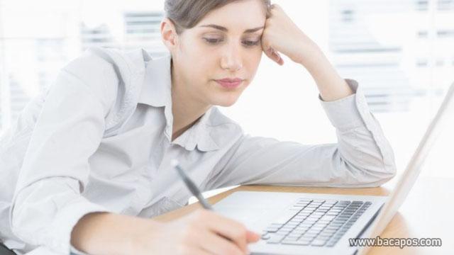 Mengurangi Produktivitas
