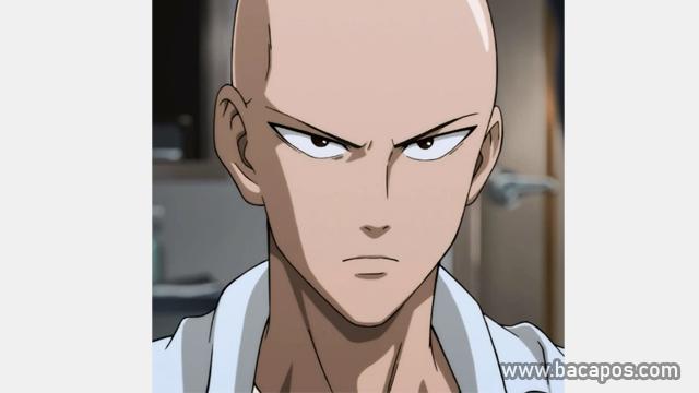 One Punch Man anime dengan mc overpower