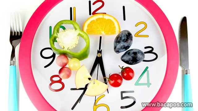 Perbaiki Pola Makanan cara menaikan berat badan