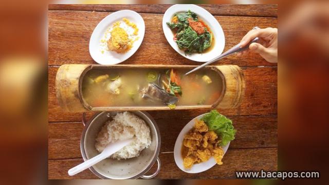 Restoran Kuliner Saung Serpong