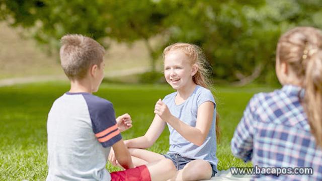 Teman Bermain Untuk Anak