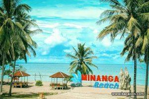 Tempat wisata alam pantai minanga gorontalo di kota jin