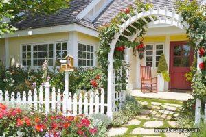 Tips membuat rumah menjadi indah dengan merawat serta mempercantik dan memperindah pekarangan rumah
