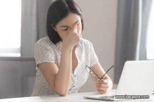 Tips mengatasi atau mengurangi mata lelah pada saat bekerja