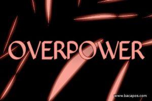 Anime dengan mc overpower