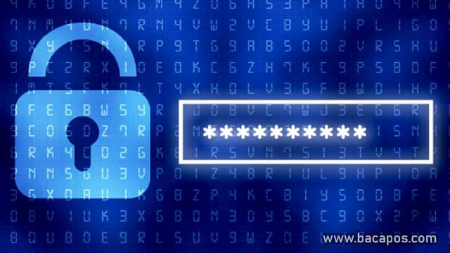 password yang rumit