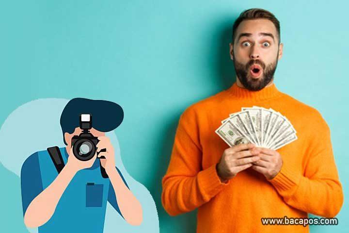 Aplikasi Jual Foto Dapat Uang di android dari penjualan online untuk menjual hasil jepretan, aplikasi edit foto jualan terbaik