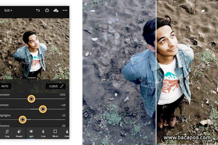 Aplikasi edit foto terbaik, aplikasi editor kekinian dan gratis untuk mengedit foto di hp android