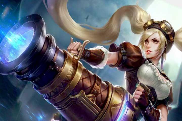 Build layla revamp mobile legends terkuat dan savage, build layla savage paling kuat dan paling sakit