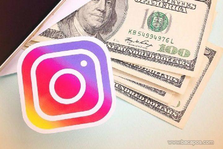 Cara dapat atau mendapatkan uang dari instagram dengan mudah dan benar tanpa modal