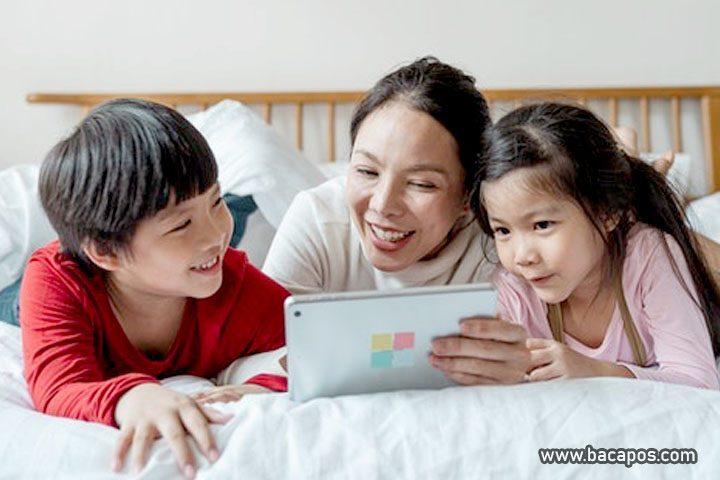 Rekomendasi channel youtube yang aman dan mendidik untuk anak