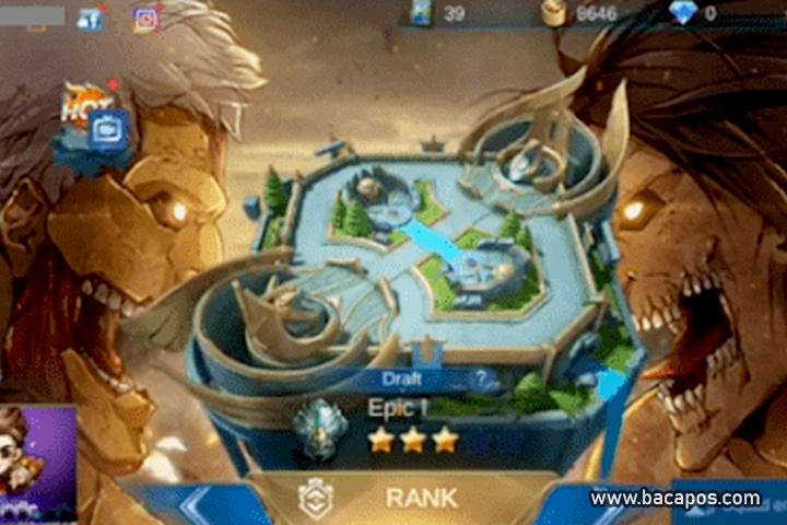 Cara Mengubah Tampilan Arena Mobile Legend (ML), mengganti map area terbaru Mobile Legends