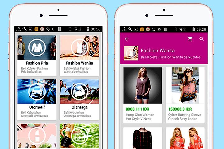 cara membuat toko online gratis lewat hp android dan iphone menggunakan tokotalk, aplikasi tokko, aplikasi tokoko, blogger dan wordpress